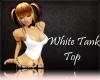 White Tank top