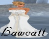 BBW~Satin Wedding Dress