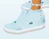 [R]baby blue laceless