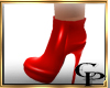 CP-Teaa Red Boots