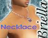 Tanz Paw Necklace