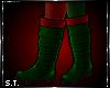 ST: Comfy XMAS Boots