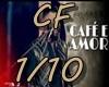 Cafe e amor