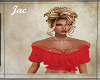 *J * LACY PEASANT TOP CO