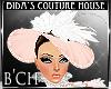 (B'CH) Pink hat