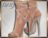 Winsome Tied Heels