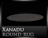 [Nic]Xanadu Round Rug