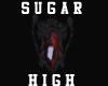 Sugar High Letterman