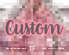 Custom Love For Life