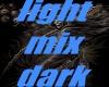 light mix dark 12