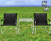 Black Lawn Chairs