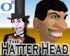 Hatter Head -Mens