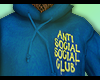 Anti Social Club  .▼