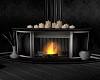 Chill Corner Fireplace