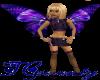 Butterfly Teeg Sticker