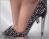 Party Silver Heels
