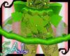 Poison Ivy Costume Tutu