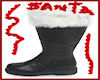 Santa clous boots