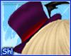 Sh! Alois Vamp Hat