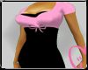 *C* BabyDoll-Pink/blk