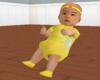 [W]Baby 1 Girl Yellow