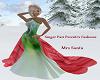 Mrs Santa gown