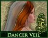 Dancer Veil White