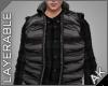 ~AK~ Ski Vest: Black