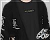 "Ⱥ"" Jacket Streetwear"