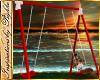 I~Red Swing Set