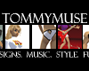 TommyMuse Banner 300