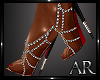 AR* Shoes Gliter