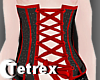 Red Lust -Corset