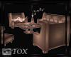Swan sofa set