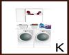 K-maquina de lavar tigge