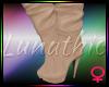 ! A Fall Boots Tan
