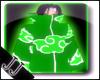 Leaf Akatsuki Robe:M
