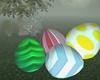 C- Eggs Poses