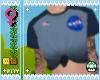 ☆Pity- NASA Tee Blue