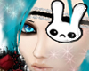 :( Bunny Eyepatch M