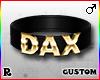 ☢! Dax Collar Gold