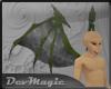 *dm* Dragon Wings Green