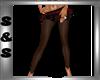 Skirt and Nylons