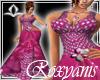 Pink Gown XXXL