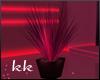 [kk] Red Neon Plant