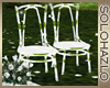Wedding Country Chair