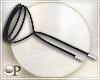 Madi black necklace