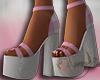 ~A~ Stella Heels Pink