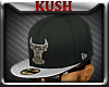 KD.Bulls Graphite Fitted
