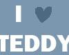 <3 Teddy